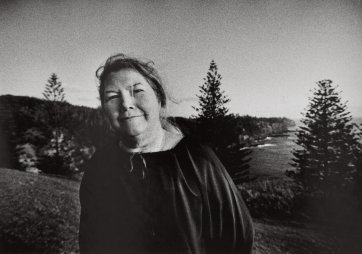 Colleen McCullough, 1992-93 (printed 2005) by Anthony Browell