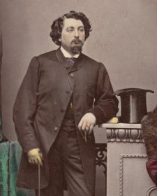 Henry Squires, (early 1860s) by Dalton's Royal Photographic Gallery