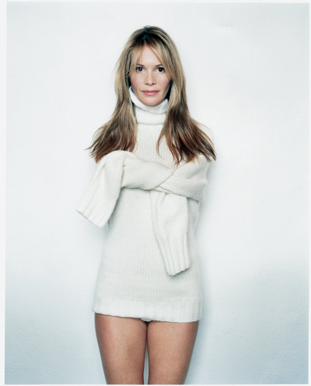Elle Macpherson, 2000 by Polly Borland