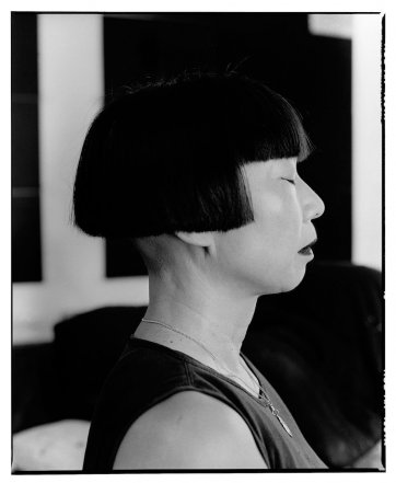 Lindy Lee, 2003 by Greg Weight
