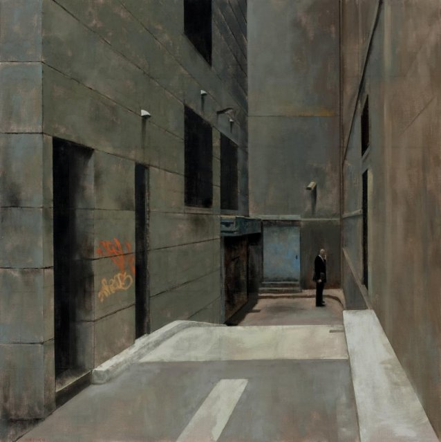 Mobile call, 2012 by Rick Amor