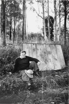 Fred Williams, Upwey, Victoria, 1963 (printed 2000) by David Moore
