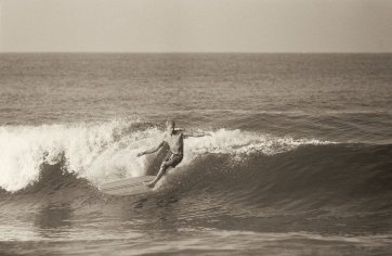 Midget Farrelly at Palm Beach, 1964 by John Witzig