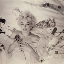 Marilyn Monroe, 1956