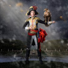 Napoleon I – Emperor of the French, 2010 by Alexia Sinclair