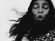Marian Anderson, contralto, New York, June 30, 1955 by Richard Avedon
