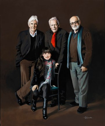 The Seekers reunite 50 years on, 2011 by Helen Edwards