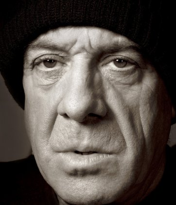 Molly Meldrum, 2004 by Robin Sellick