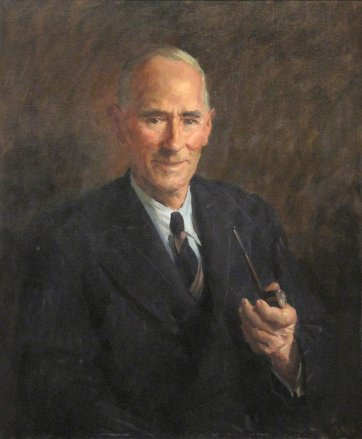 Walter Reginald Hume, c.1944 by William Dargie