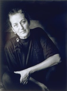 Germaine Greer, 1988 by Jacqueline Mitelman