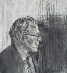 Professor Graeme Clark (profile), 2000 by Peter Wegner