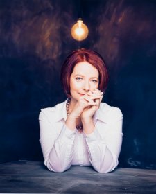 Julia Gillard, 2013 by Peter Brew-Bevan