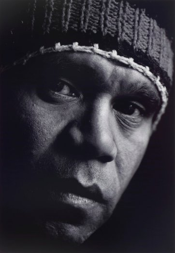 Archie Roach, 1992 (printed 2010) by Bill McAuley