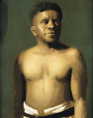 Bobby King (1906—1945) by Percy Leason