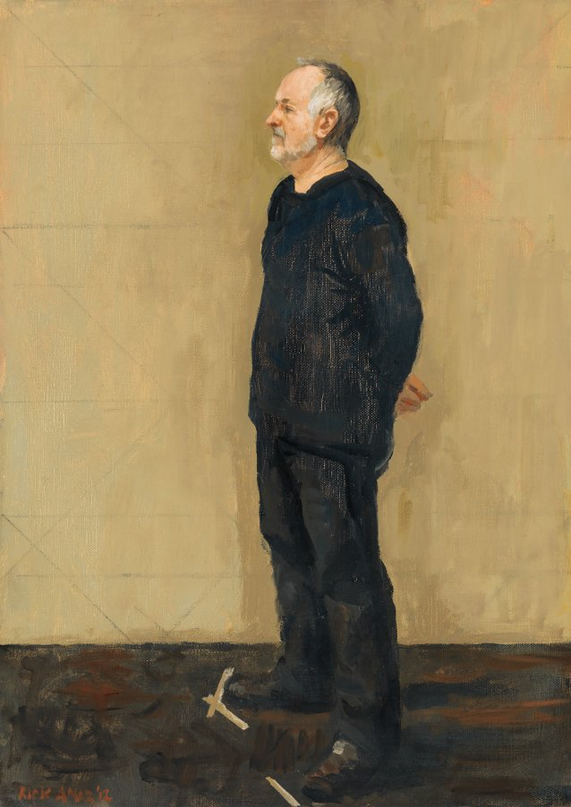 Paul Boston, 2012 by Rick Amor