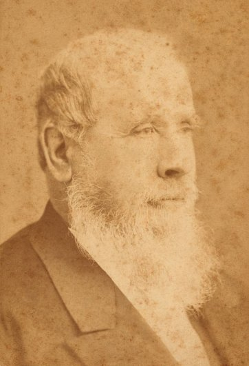 Edward Hargraves, c.1884 by Unknown