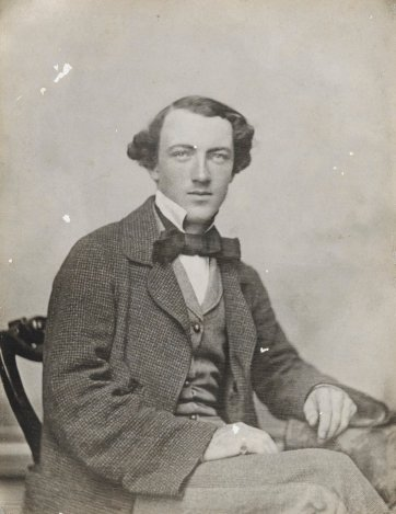 Thomas Wentworth Wills, c.1857 or c.1864  (printed c.1905-1910) by Unknown