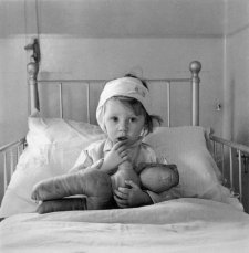 Eileen Dunne in The Hospital for Sick Children, 1940