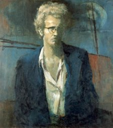 Self portrait, 1954