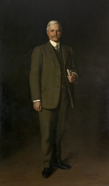 Andrew Fisher by E Phillips Fox
