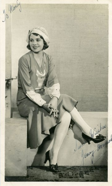 Jenny Howard, c.1930's by Unknown
