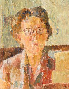 Self portrait, 1948 by Grace Cossington Smith