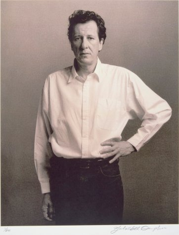 Geoffrey Rush, 1997 by Montalbetti+Campbell