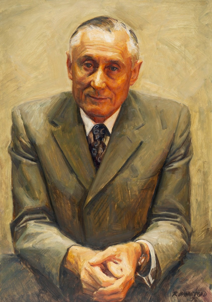 Alexander Maurice Ramsay National Portrait Gallery