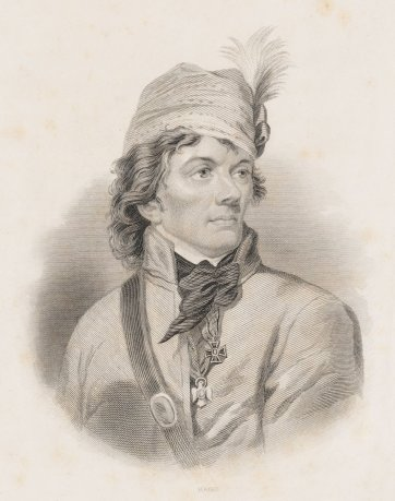 Thad Kosciuszko, n.d. by H B. Hall, W Pate, G P. Putman & Co