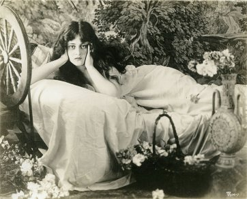Sylvia Breamer, c.1917-19 by Unknown