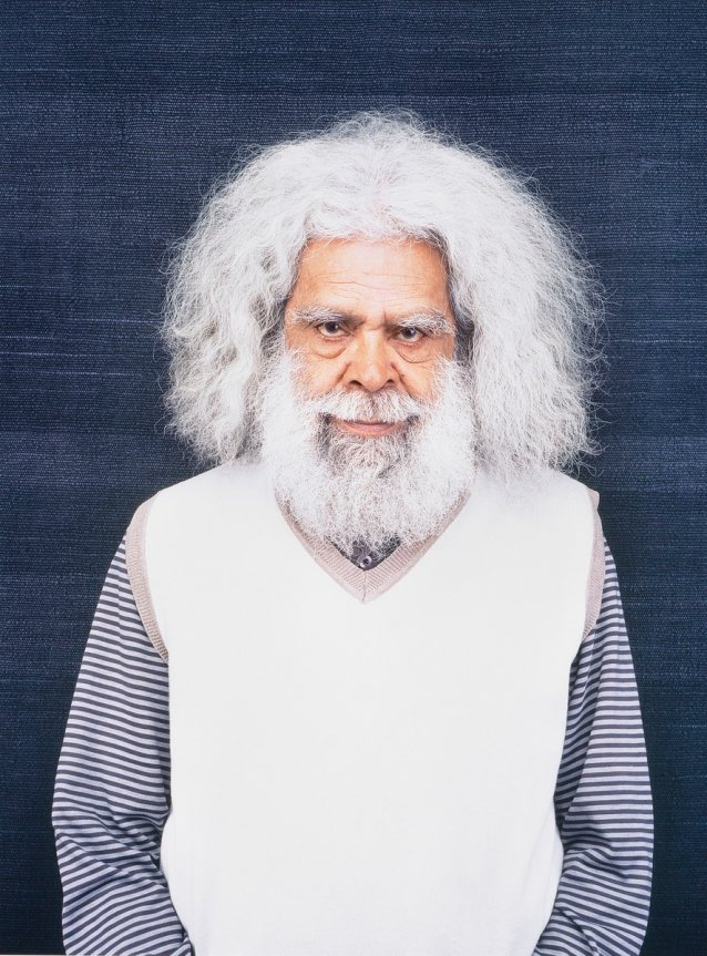 Jack Charles, 2011 by Rod McNicol