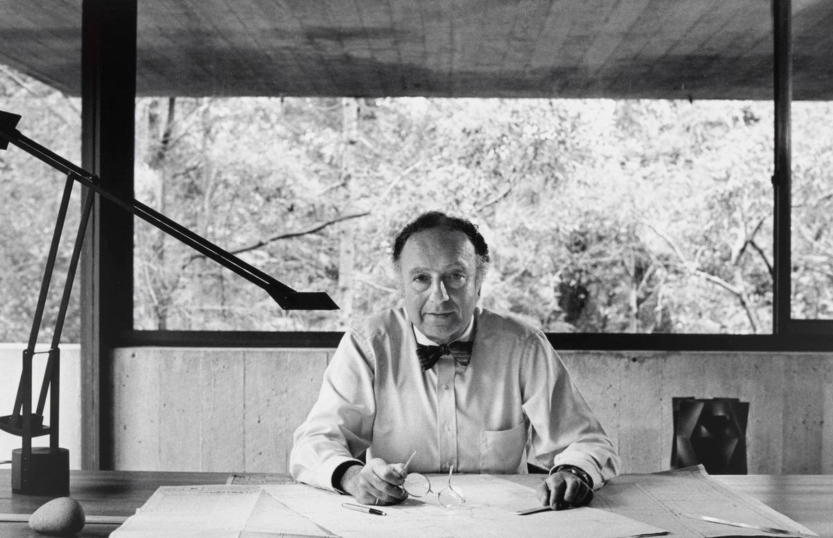 Harry Seidler Killara Sydney National Portrait Gallery