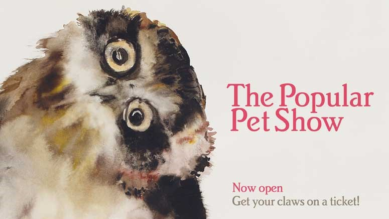 Popular Pet Show, open now