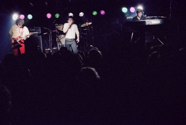 Cold Chisel, ANU Union, Canberra, 18 September 1979 'pling
