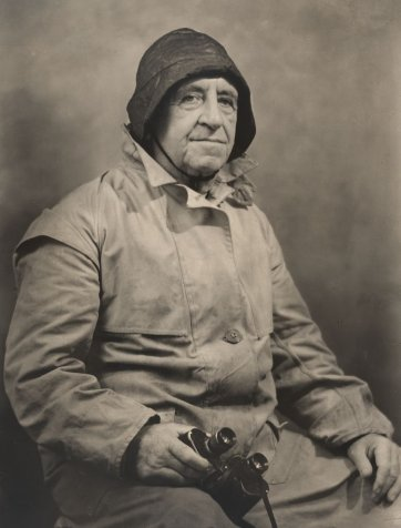 The Skipper (Captain Firth), n.d. by Harold Cazneaux