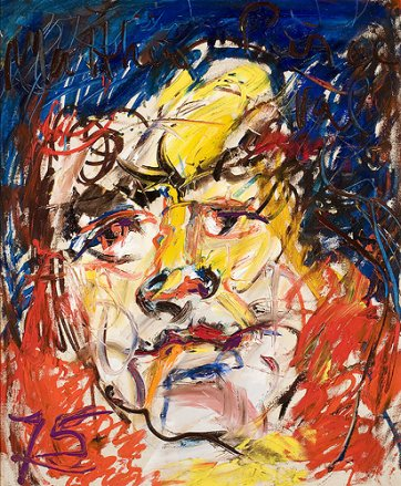 Portrait of Karel Appel