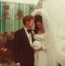 John and Lottie's wedding, early 1970s Unknown artist