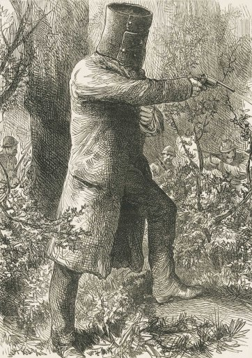 Ned Kelly, 1880 The Illustrated London News