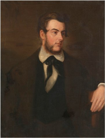 John Richard Tindale, 1841 by Maurice Felton