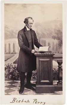 Charles Perry, c1863 by Batchelder & O'Neill