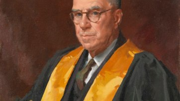 Sir Cecil Colville, c. 1965 William Dargie