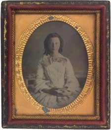 Leura Dowling, c. 1861 an unknown artist