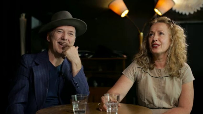 Dave Graney and Clare Moore video: 2 minutes 41 seconds