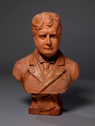 The Federal Leader Edmund Barton, c.1900 Nelson Illingworth