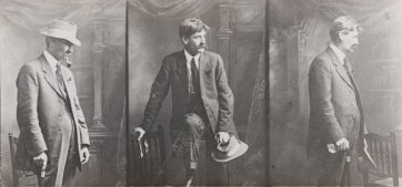 Henry Lawson, c.1915 William Johnson