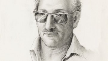 David Malouf, 1980 Jeffrey Smart