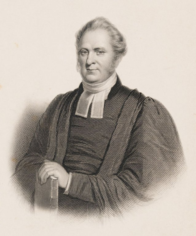Reverend Robert Ross MD, Sydney, New South Wales
