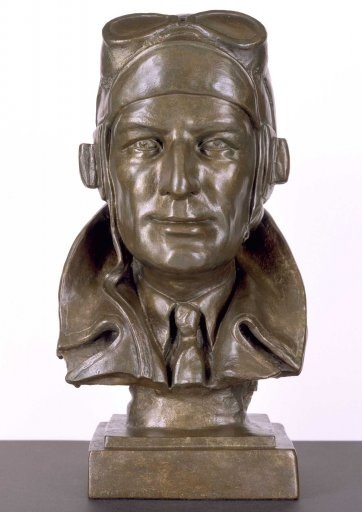 Sir Charles Kingsford Smith, 1932 by Enid Fleming