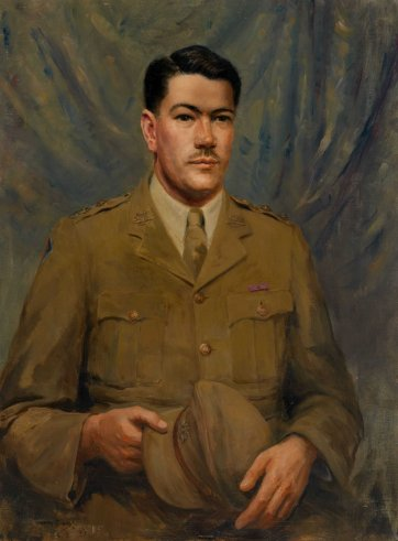Lt. A.R.Cutler VC, 1943 Dora Toovey