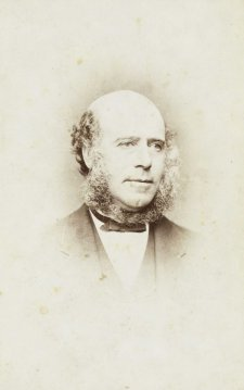 Sir Saul Samuel, c. 1870 Johnstone O'Shannessy & Co